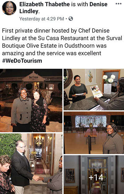Deputy Minister of Tourism